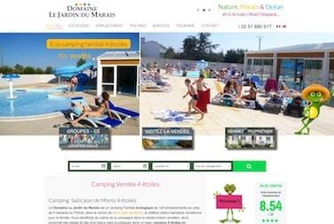 site camping vendée